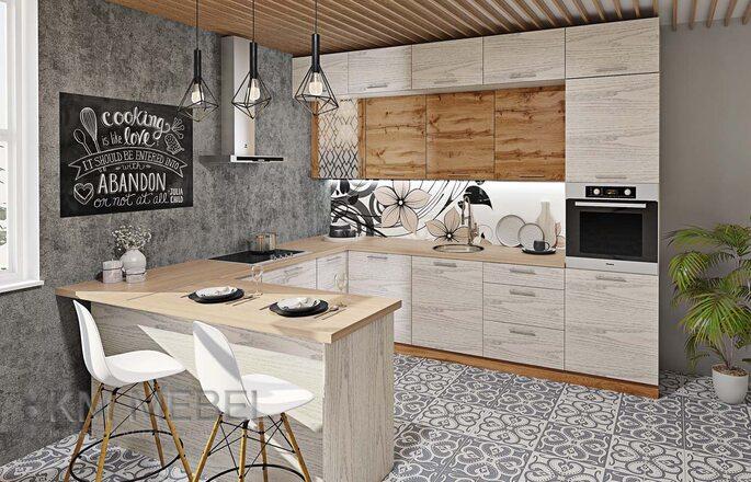 Кухня Эко 13
