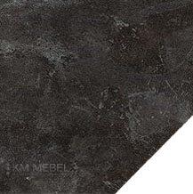 Столешница угловая 900х900 - цвет «бетон черный»